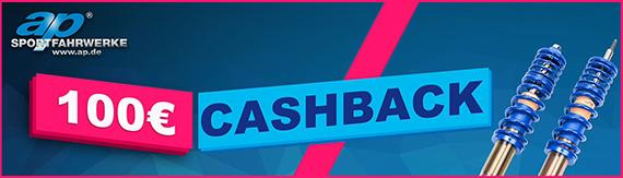 Hol' Dir 100 Euro zurück! ap Cashback 2020