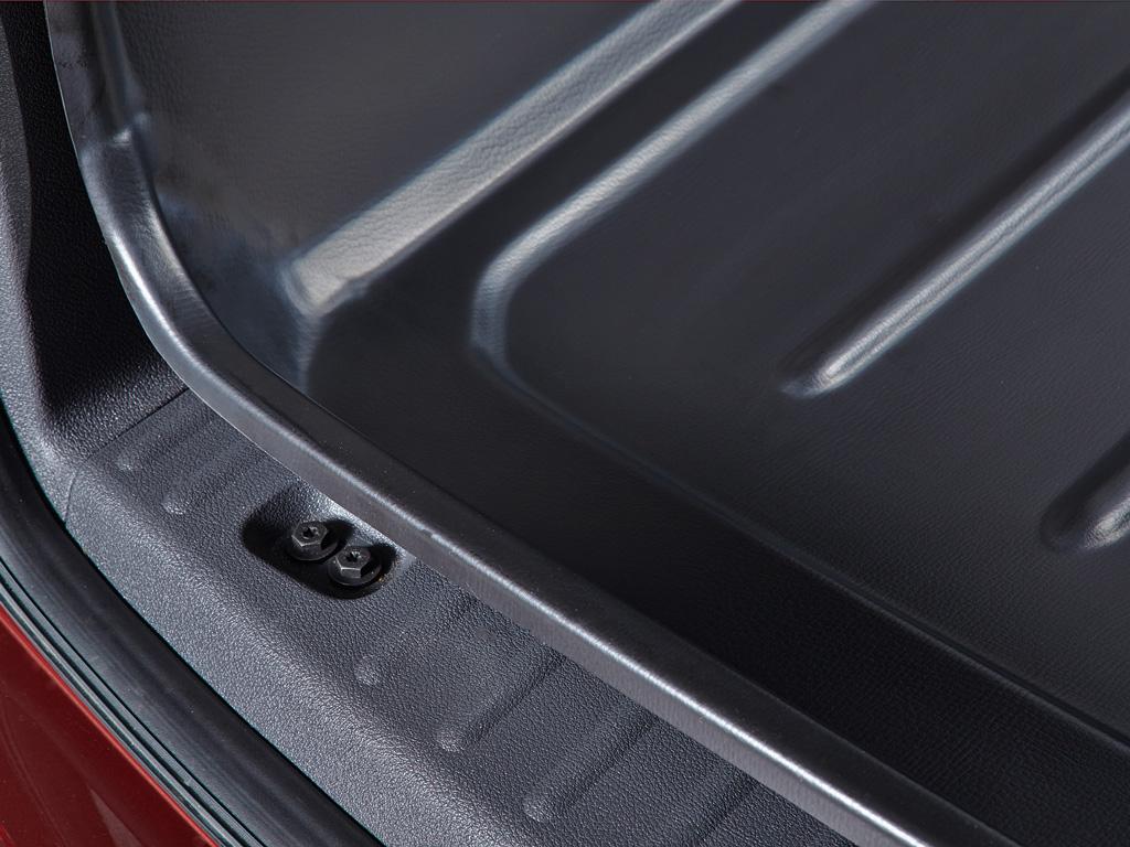lang Kofferraumwanne für Fiat Doblo Maxi 2 Typ 263 Hochdachkombi 2010-5-Sitzer