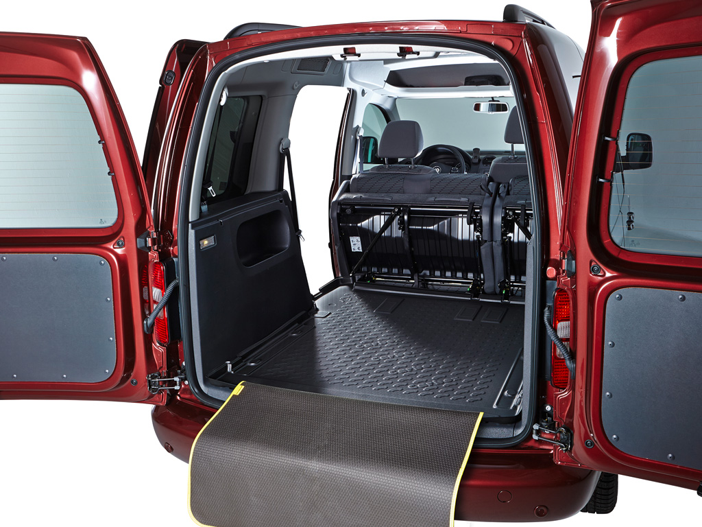 carbox form kofferraumwanne laderaumwanne vw caddy life trendline vario ebay. Black Bedroom Furniture Sets. Home Design Ideas