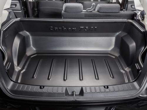 Antirutsch Kofferraumwanne für Audi Q5 Hybrid ab 2011 Kofferraummatte
