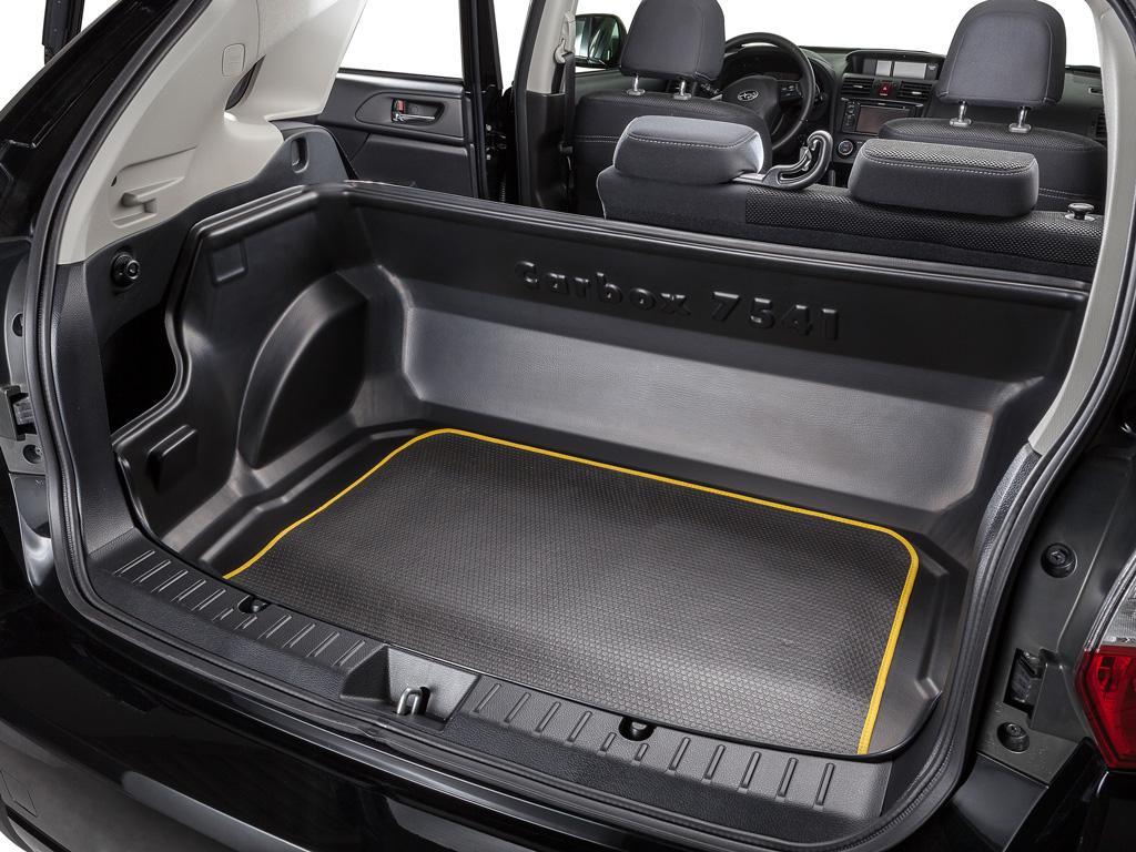 Gummi Kofferraumwanne Volvo XC90 02-2015 Kofferraummatte Laderaumwanne Passform