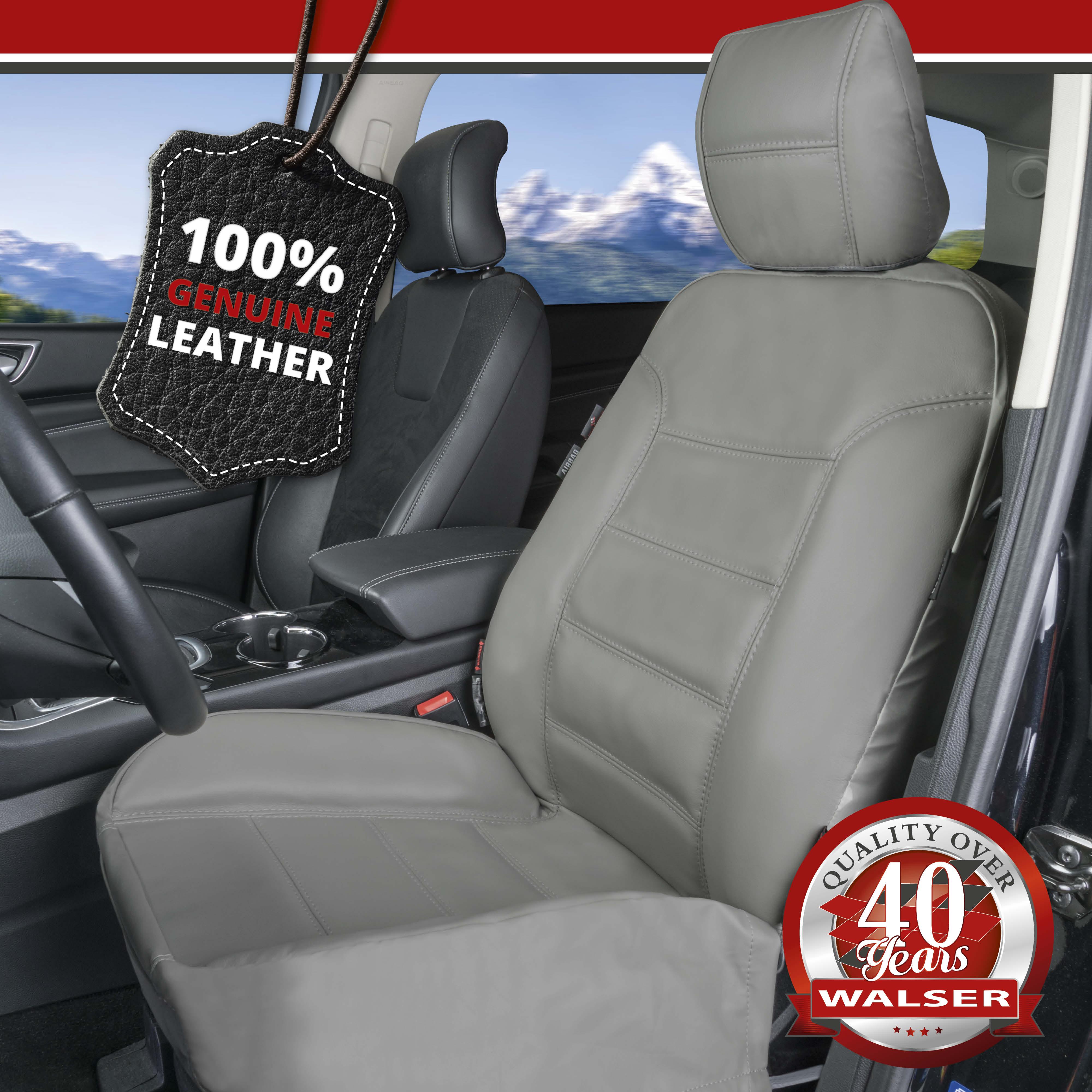 Sitzbezüge Schonbezüge SET QL für Ford Transit Kunstleder schwarz
