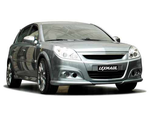 lexmaul frontgrill k hlergrill opel vectra c signum ebay