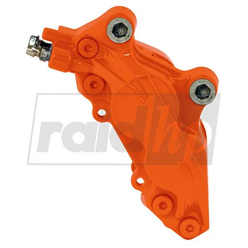 raid hp bremssattellack lack orange 6 teiliges set bremssattel lack ebay. Black Bedroom Furniture Sets. Home Design Ideas