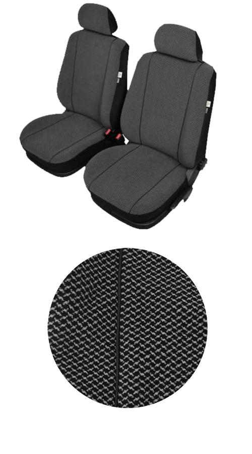 Sitzbezüge rot hinten KOS OPEL ASTRA CLASSIC F