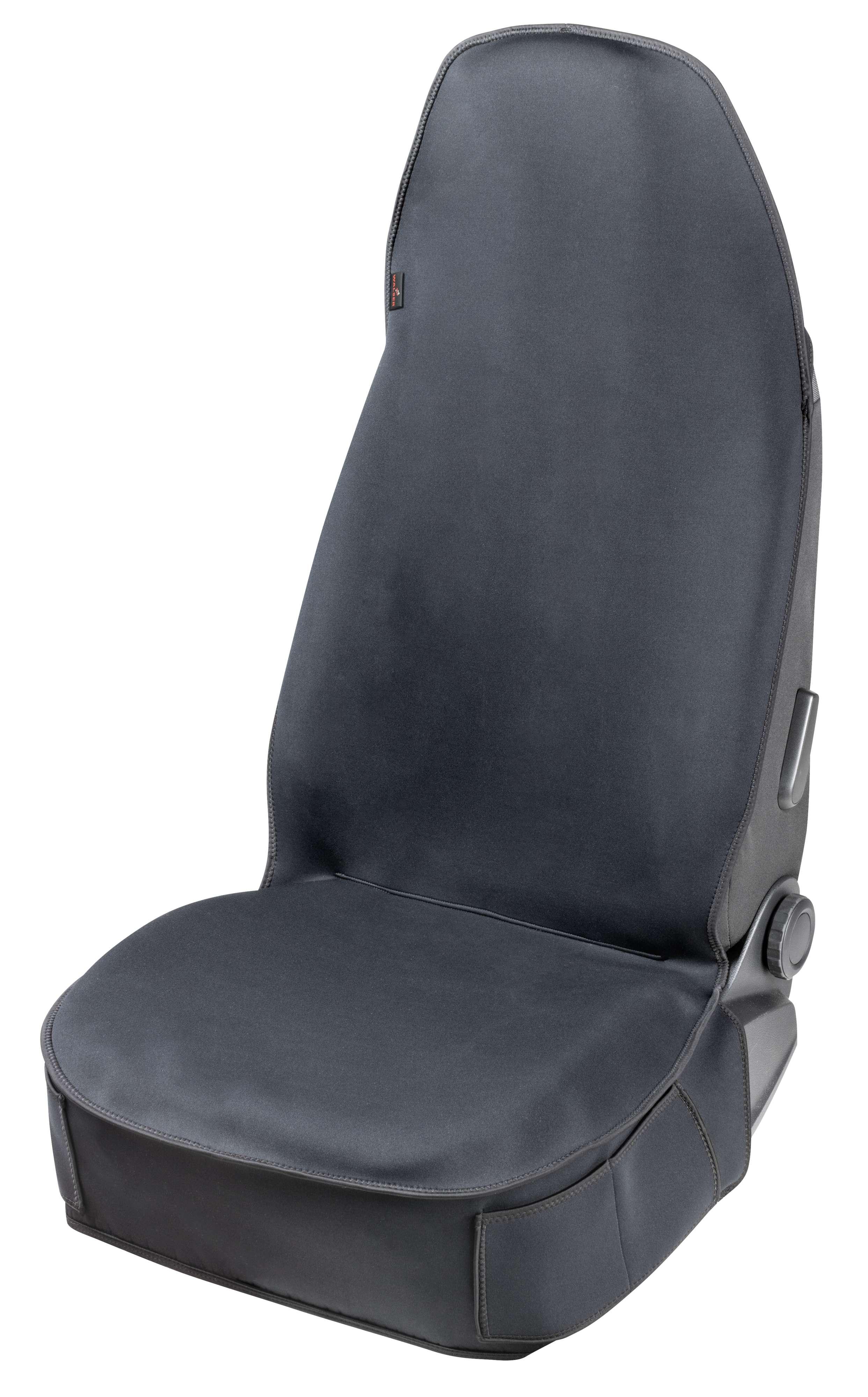 PKW Sitzauflage Sitzbezug Neopren Werkstatt surfen wasserdicht universal schwarz