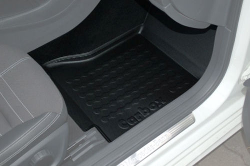 Carbox FLOOR Fußraumschale Gummimatte Fußmatte Mercedes A-Klasse vorne rechts