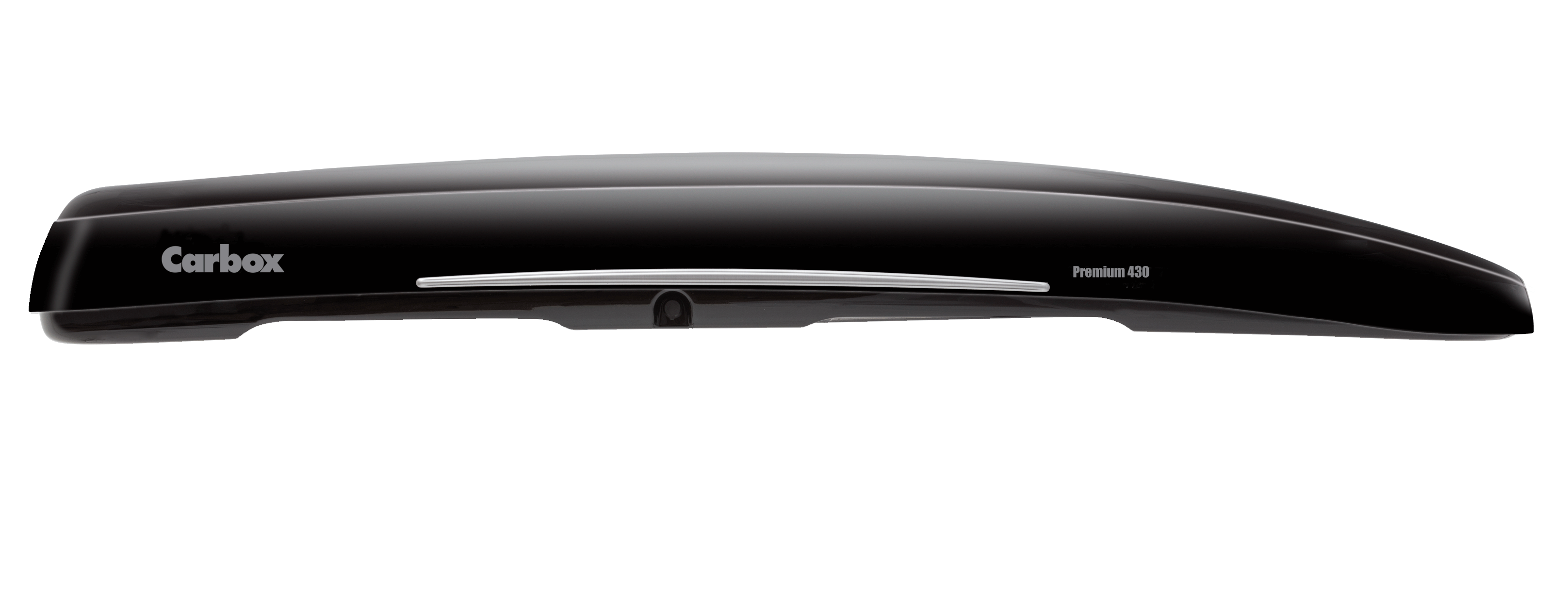 Carbox Dachbox Dachbox Nordic Loader hochglanzschwarz mit Befestigung QG2.0