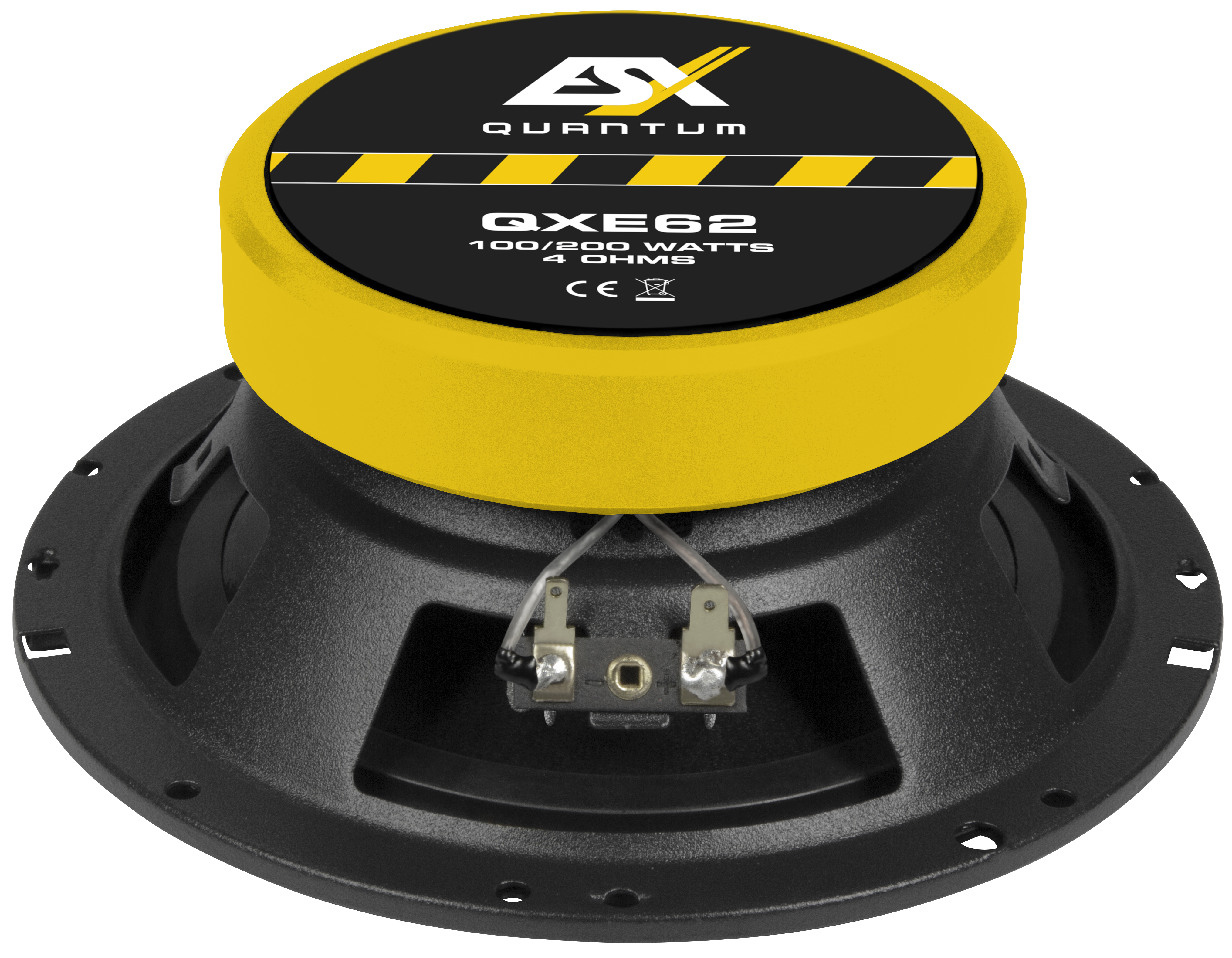 ESX QUANTUM SERIES KOAX 16,5 cm QXE-62 Lautsprecher Set Auto Boxen Paarpreis