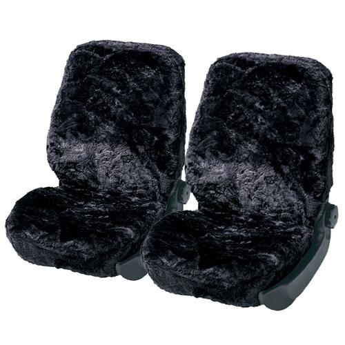 Lammfellbezug Lammfell Auto Sitzbezug Sitzbezüge DACIA Lodgy