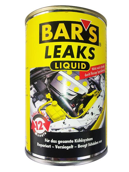 12x BARS BAR´S Leaks Liquid Kühlerdichtung Dichtmittel 150g