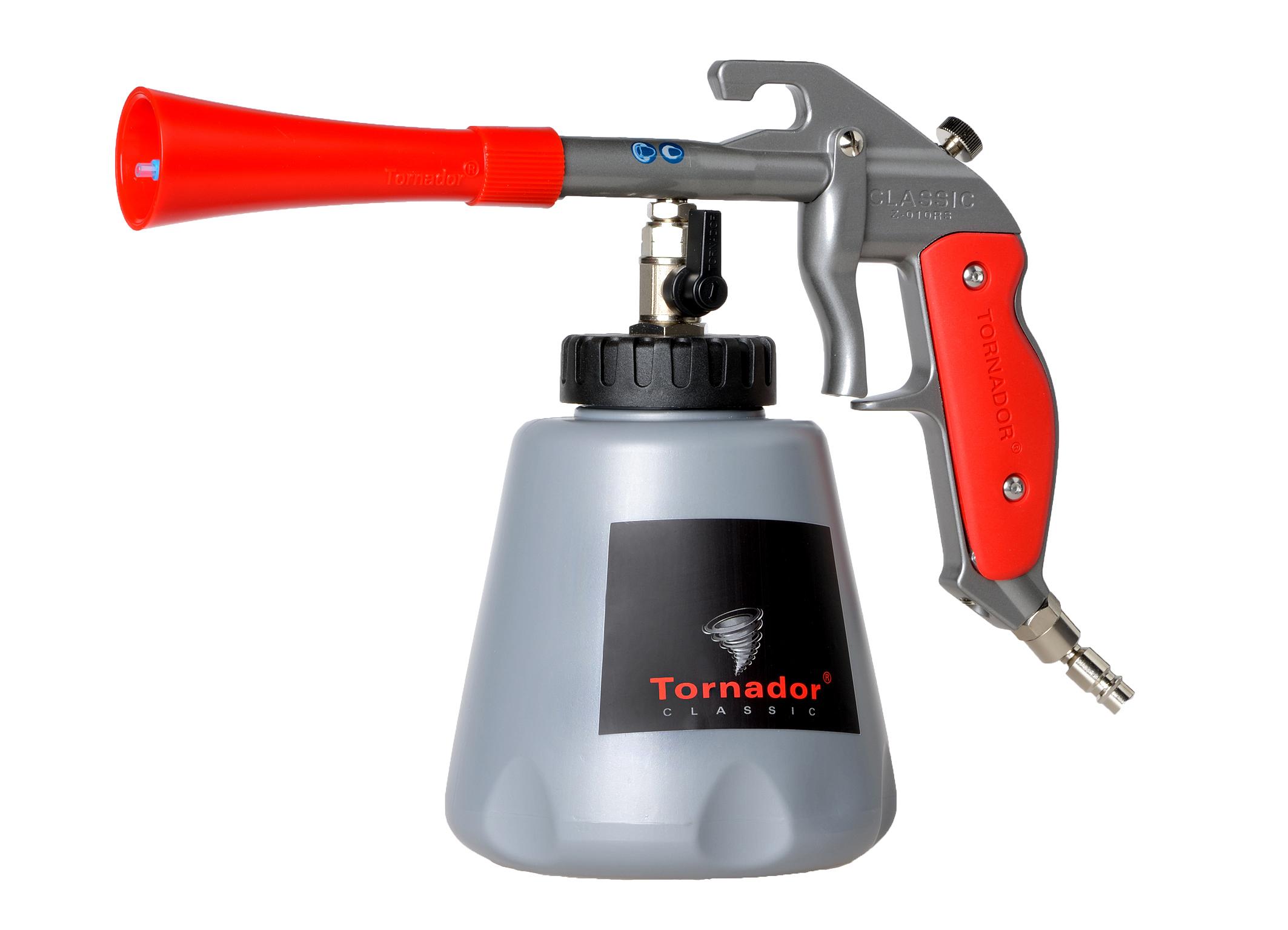 Tornador BLACK Z-010RS Reinigungspistole stärkerer Impuls und mehr Power 602410