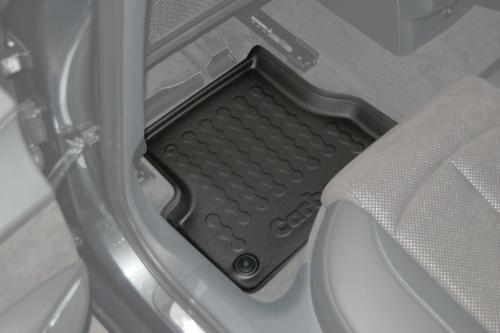 Carbox FLOOR Fußraumschale Audi A6 Avant Quattro Avant Allroad hinten links