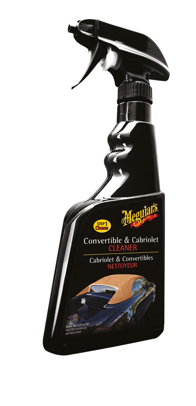 Meguiars Convertible & Cabriolet Reiniger Cabriodachreiniger G2016EU 450ml