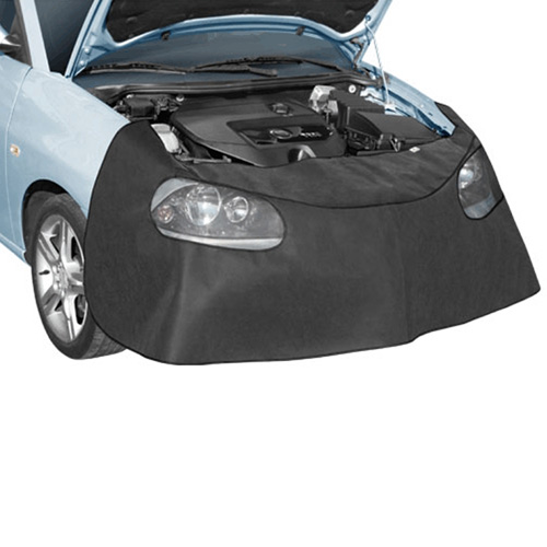 Schutzabdeckung Stoßstange vorne Fahrzeugfront schwarz -NEU-