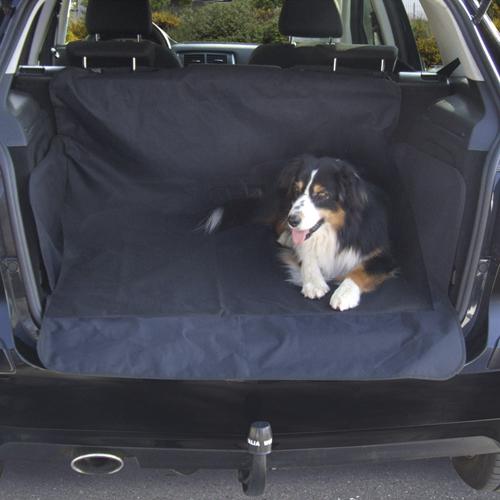 Dino Autoschutzdecke für Hunde Auto Decke Autodecke Hundedecke Autoschondecke
