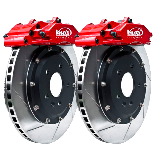 V-Maxx Big Brake Kit 290mm Bremsanlage Bremsen Set BMW 3er E30 Coupe Cabrio