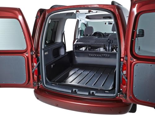 Carbox CLASSIC Kofferraumwanne Laderaumwanne Fiat Doblo / Opel Combo