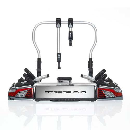 Atera Strada EVO 2 AHK Fahrradheckträger Heckträger für 2 Räder E-Bikes 022700
