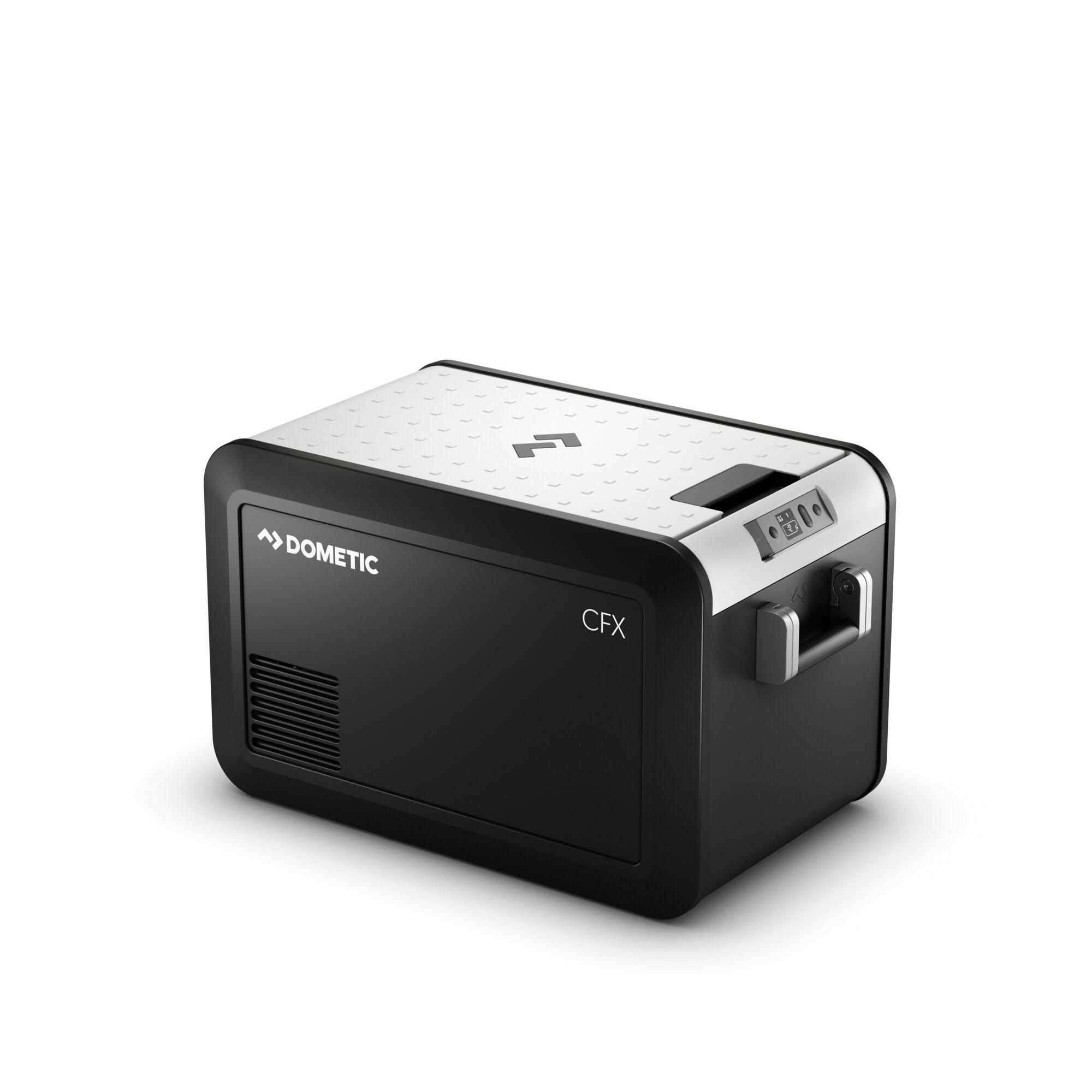 Dometic CFX3 35 AC/DC Kompressorkühlbox Kühlbox 32 Liter schwarz, grau EEK C