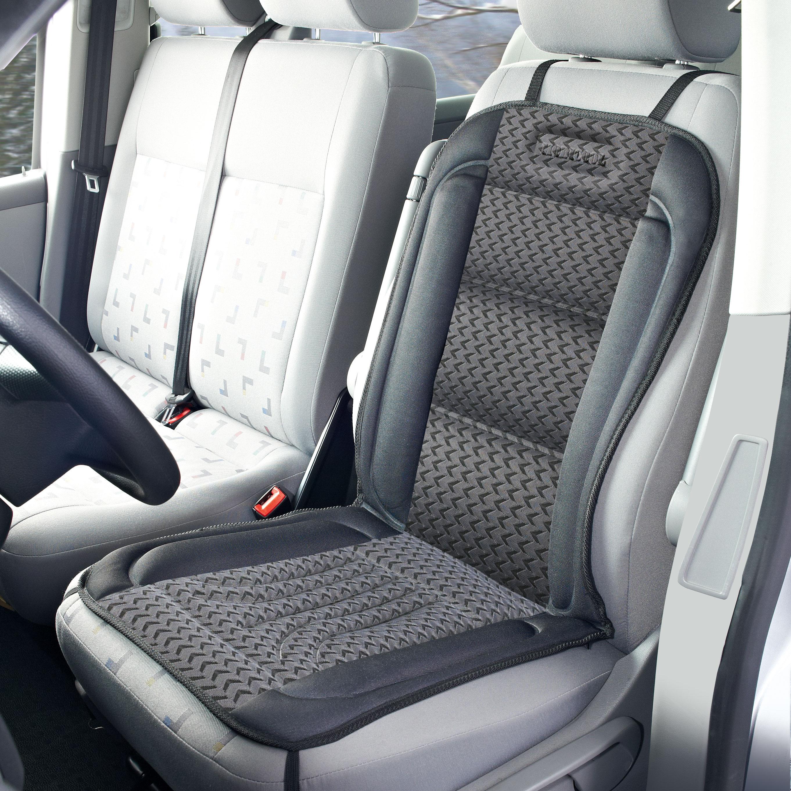 WAECO MagicComfort MH40 MH40GS Mobicool Sitzheizung beheizte Sitzauflage grau