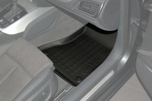 Carbox FLOOR Fußraumschale Audi A6 Avant Quattro Avant Allroad vorne rechts