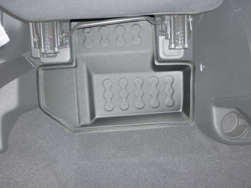 Carbox FLOOR Fußraumschale Chrysler Jeep Wrangler III JK kurzer Radstand hinten
