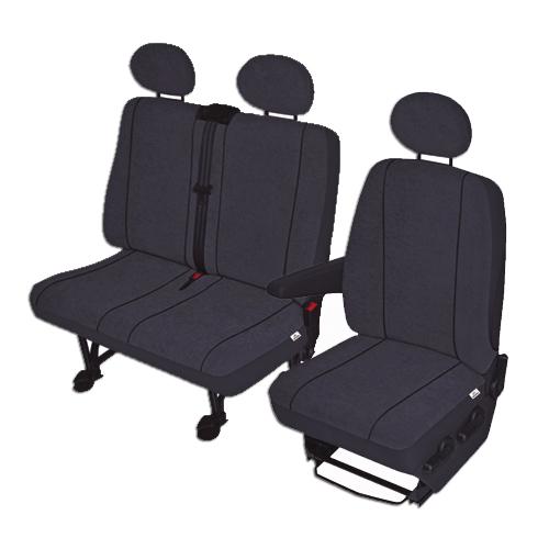 Citroen Jumpy, Jumper - Passform Sitzbezug Sitzbezüge Art.:502262/502255-sitz136