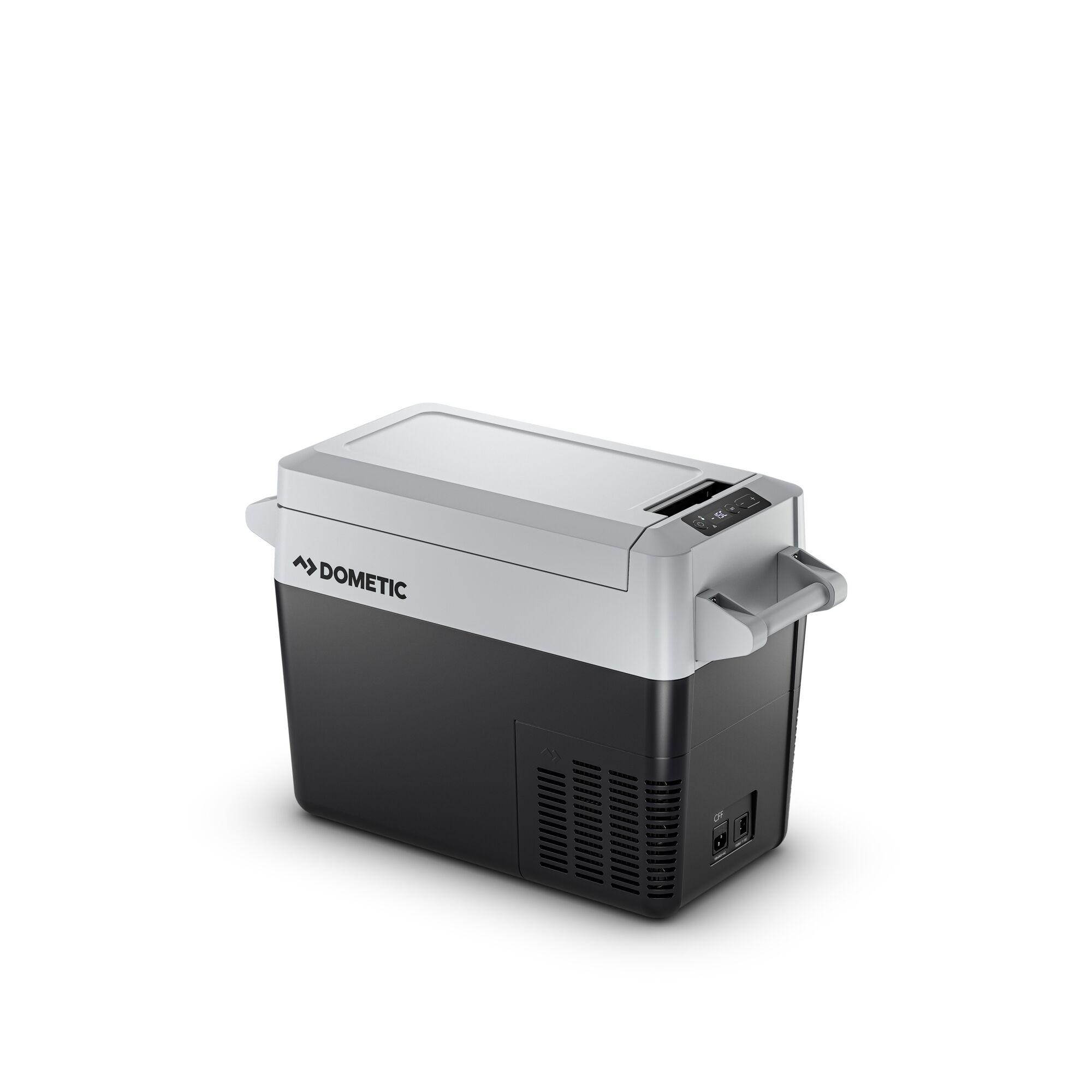 Dometic Waeco CoolFreeze CFF20 AC/DC Kompressor Kühlbox Kühltruhe 12 24V EEK C