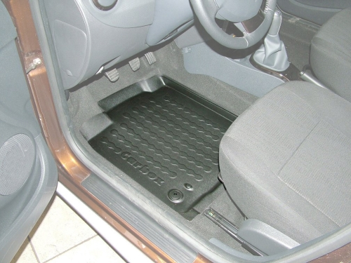 Carbox FLOOR Fußraumschale Dacia Duster 4x2/Logan MCV Kombi vorne links
