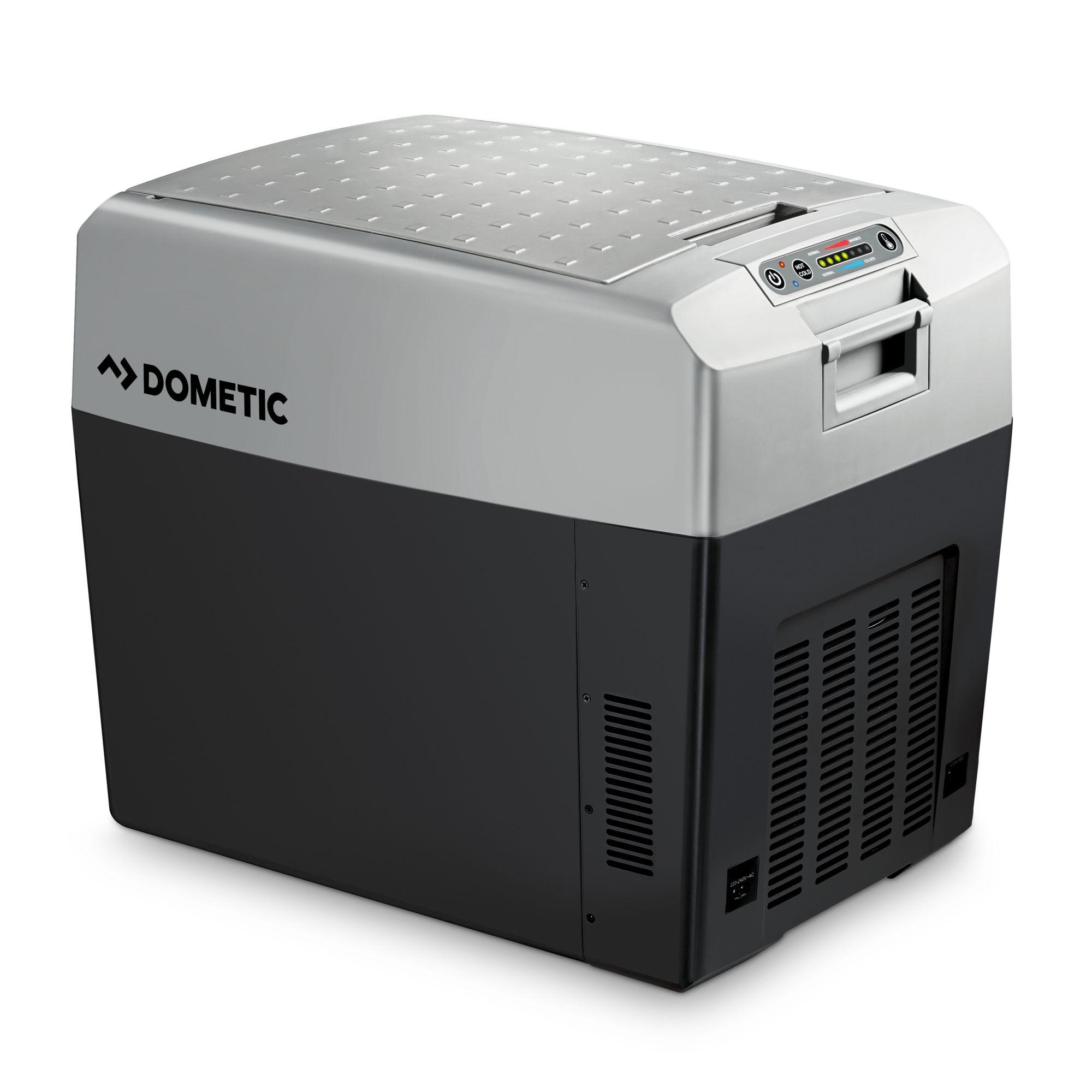 Dometic Waeco TropiCool TCX35 Thermoelektrische Kühlbox 12V 24V 230V 33L EEK F