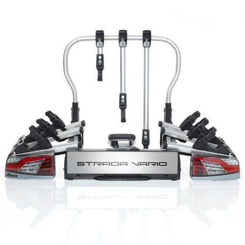Atera Strada VARIO 3 Fahrradträger Heckträger E-Bikes zusammenklappbar 022751