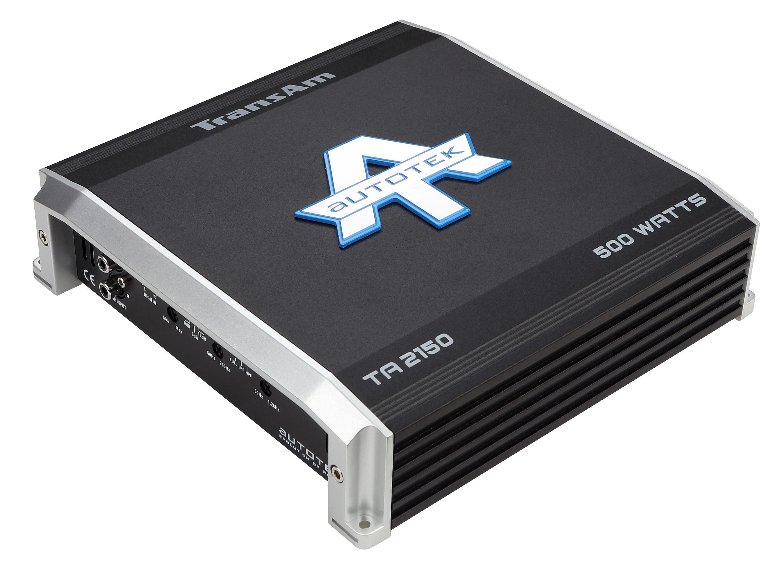 AUTOTEK 2-Kanal Verstärker Endstufe 2-KANAL AMP TA2150