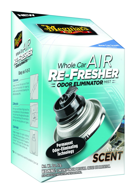 Meguiars Air Re-Fresher Lufterfrischer Geruchsentferner Klimaanlage G16402EU 71g