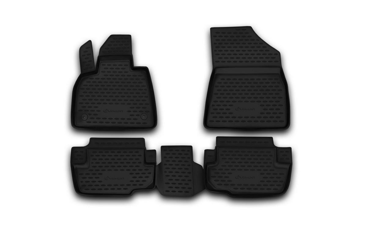 Gummimatten Fußmatten Fußraumschale Citroen DS5 2011-