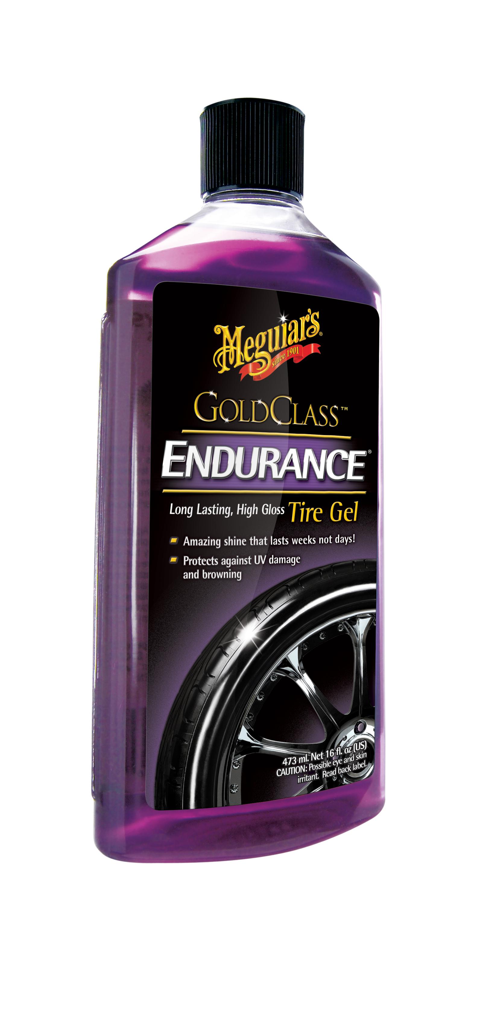 Meguiars Endurance High Gloss Reifenpflege Reifen Reifenpfleger G7516EU 473ml