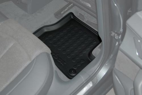Carbox FLOOR Fußraumschale Audi A6 Avant Quattro Avant Allroad hinten rechts