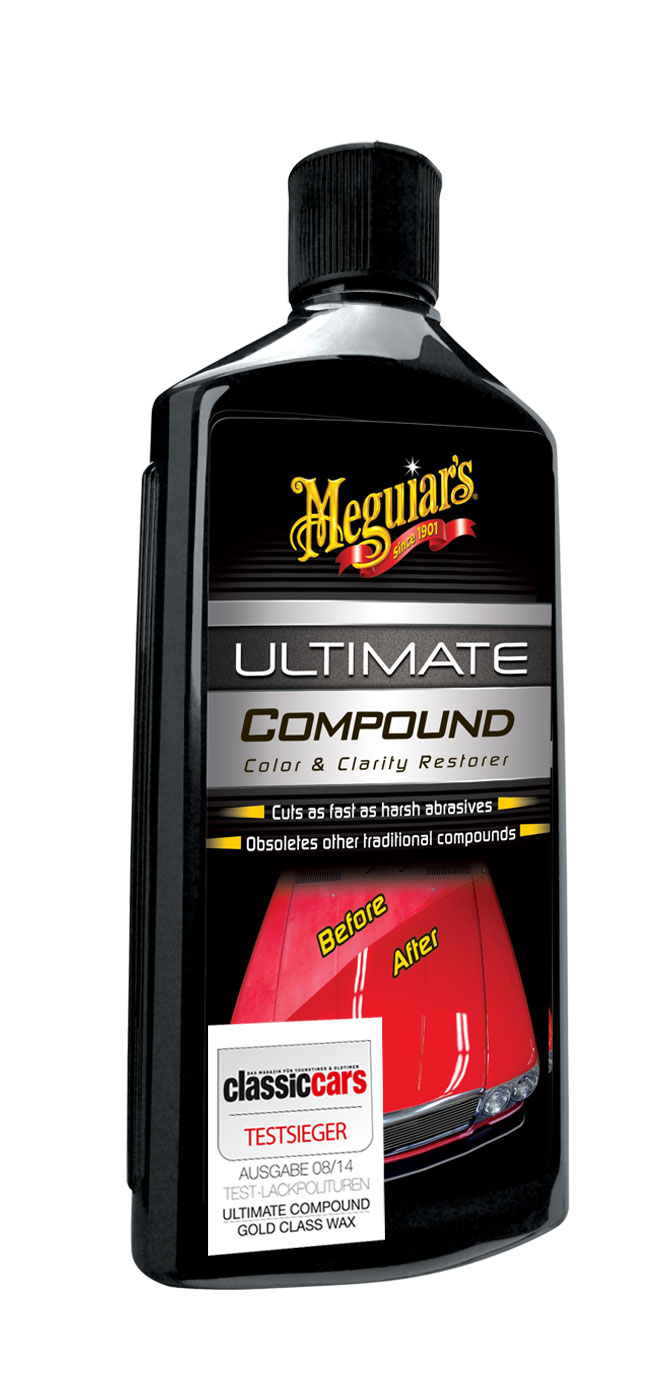 Meguiar`s Meguiars Ultimate Compound Politur Autopflege G17216EU 450 ml