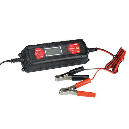 Absaar Batterieladegerät Charger Auto-Batterie-Ladegerät 6/12V 4Amp