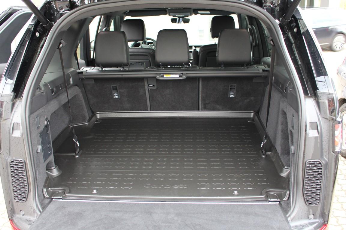 Carbox FORM Kofferraumwanne Laderaumwanne Kofferraummatte Land Rover Discovery 5