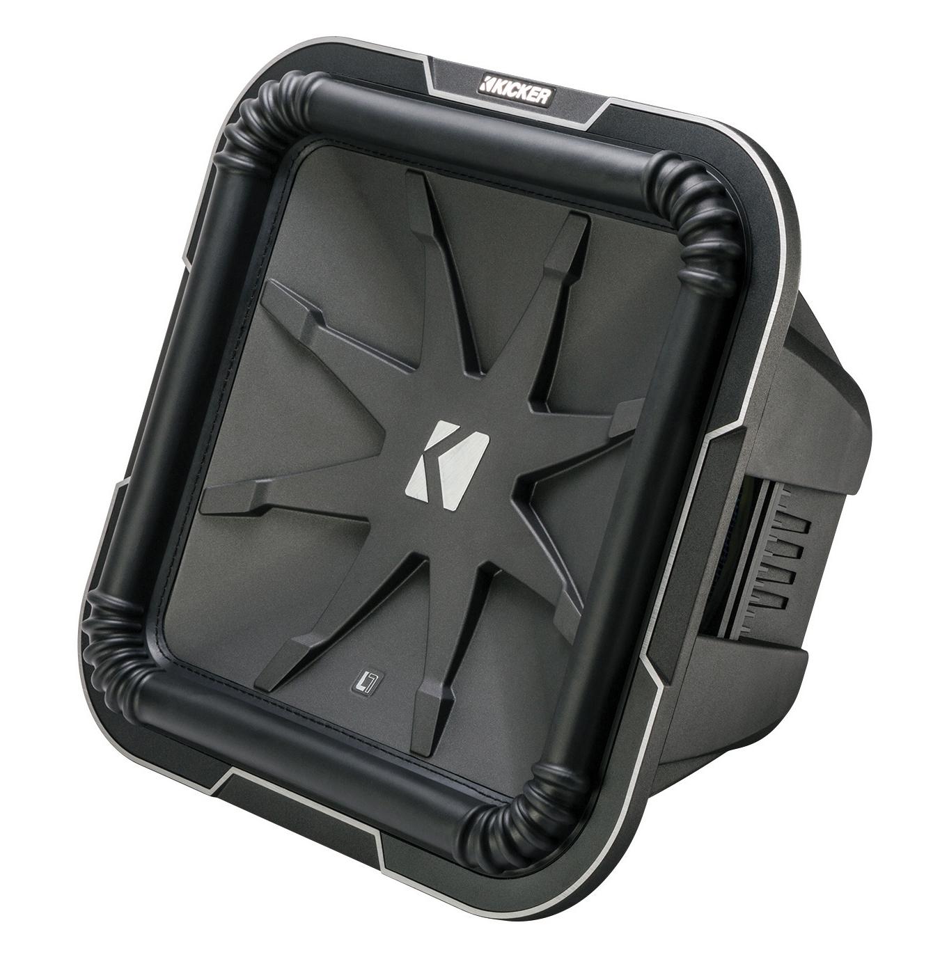 """KICKER 15"""" Q-Class L7 Woofer L7154 38cm Hifi Subwoofer Bassbox 2400 W MAX"""