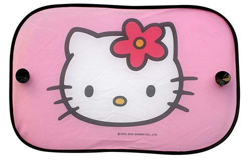 Hello Kitty Auto Sonnenschutz Sonnenblende Autosonnenblende Heckscheibe